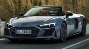 Audi R8 V10 performance RWD (2022) : la plus radicale des propulsions d'Ingolstadt