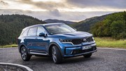 Kia Sorento hybride : à partir de 41 990 €