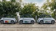 Citroën donne du peps à son Ami avec de nouvelles possibilités de customisation