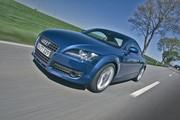 Essai Audi TT 1.8 TFSI : L'essence de la TT