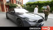 Emission Turbo : Duster; Macan; EV6; Villa d'Este; James Bond