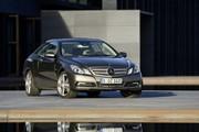 Mercedes Classe E coupé : Une flèche dans le vent