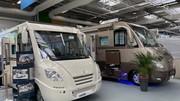 Salon du camping car 2021 : moins de visiteurs qu'avant le covid-19