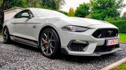 Essai Ford Mustang Mach 1