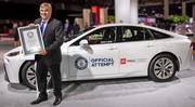 1360 km sans s'arrêter en Toyota Mirai à hydrogène