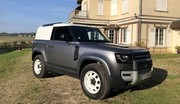 Essai Land Rover Defender 90 Hard Top (2021) : subir peut attendre