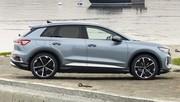 Audi Q4 45 e-tron : nouvelle motorisation pour le SUV électrique