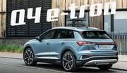 Audi Q4 45 e-tron quattro : + de WATTS et + d'autonomie !