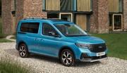 Ford Tourneo Connect : la nouvelle génération