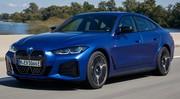 Essai BMW i4 M50 : plaisir de conduire intact