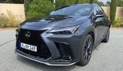 Essai Lexus NX 450h+ : Serait-il le meilleur hybride rechargeable du marché ?