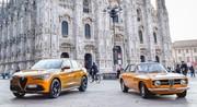 Alfa Romeo Giulia et Stelvio (2022) : Voici la série spéciale GT Junior