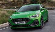 Ford Focus 4 2022 : La Focus se refait une beauté