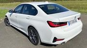 Essai BMW 320e : mieux que la 320i ?