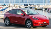 Essai Tesla Model Y Dual Motor : La version SUV de la Model 3