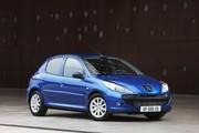 Peugeot 206 + : Mamy fait de la résistance