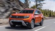 Essai Dacia Duster restylé (2021)