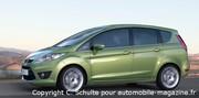 Future Ford C-Max : C sport!
