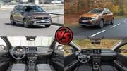 Dacia Sandero Stepway ou Fiat Tipo Cross : notre avis et nos mesures complètes