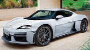 Porsche 718 Cayman (2024) : La sportive électrique imaginée