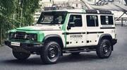 INEOS Grenadier : le 1er 4x4 à Hydrogène, sera Made In France