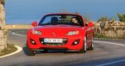 Essai Mazda MX5 restylée 2.0 MZR : la vingtaine pétillante