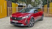 Essai Peugeot 5008 PureTech 130 restylé : roi des familles, mais pas de la consommation