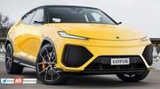 Lotus SUV (2022) : l'artillerie lourde pour le chantre de la légèreté