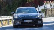 Porsche Panamera (2022) : Un second restylage et une version Turbo GT ?
