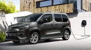Toyota Proace City Electric : Prix du ludospace et de l'utilitaire