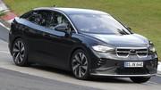 Volkswagen ID.5 GTX (2022) : nouveaux clichés espions du tant attendu SUV Coupé
