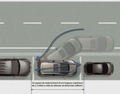 Assistance de parking : Bosch améliore son système