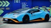 Essai Lamborghini Huracan STO : Le circuit en ligne de mire