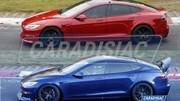 Tesla Model S Plaid : plus radicale