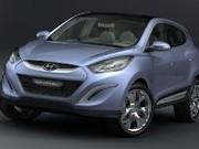 Hyundai IX35, le futur Tucson