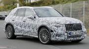 Mercedes-AMG GLC 43 et GLC 63 : premières infos et photos