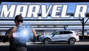Essai MG Marvel R : le plus fantastique des 4