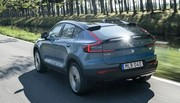 Essai Volvo C40 Recharge Twin: Gantoise pour les LEZ