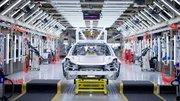 La Zeekr 001 débute sa production dans une usine connectée à la 5G+