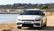 Essai Kia EV6 2WD 2022