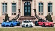 Il ne reste que 40 Bugatti Chiron à vendre, retour sur les chiffres et dates clés de l'hypersportive