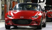 La prochaine Mazda MX-5 aura un moteur thermique