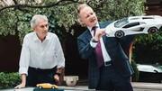 Lamborghini Countach LP800-4 : Marcello Gandini prend ses distances