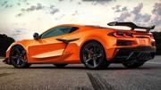Chevrolet Corvette Z06 (2023) : 680 ch à 8.400 tr/min !