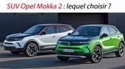 SUV Opel Mokka 2 : lequel choisir ?