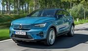 Essai Volvo C40 Recharge : L'autre Volvo électrique belge