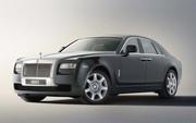 Rolls Royce EX200 : Limousine démocratique