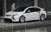 Opel Ampera : La future Opel électrique déjà branchée