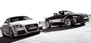 Audi TT RS : L'Audi TTRS envoie le son