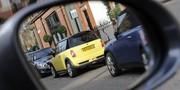 Les voitures les plus volées en 2008